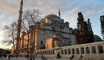 İstanbul Fatih Cami
