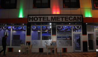 Ağrı Hotel Metecan