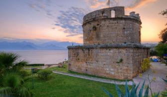 Antalya Hıdırlık Kulesi