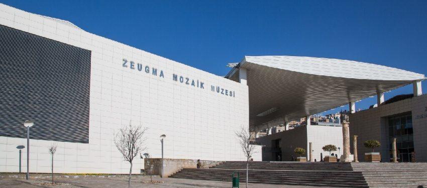 Gaziantep Zeugma Mozaik Müzesi