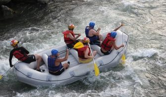 Rize Fırtına Rafting