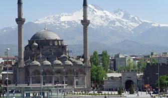 Kayseri Bürüngüz Cami
