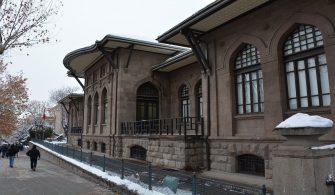 Ankara Kurtuluş Savaşı Müzesi (1.TBMM)