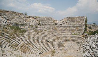 Antalya Selge Antik Kent
