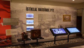 Ankara PTT Pul Müzesi Ana