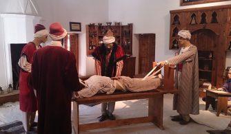Edirne Sultan 2. Beyazıd Külliyesi Sağlık Müzesi (Ana)