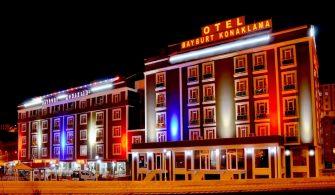 Otel Bayburt Konaklama (Ana)