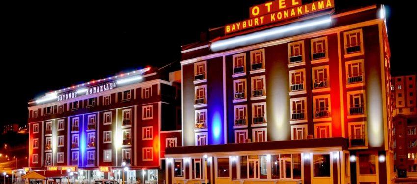 Otel Bayburt Konaklama