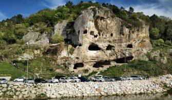 İnceğiz Mağara Manastırları