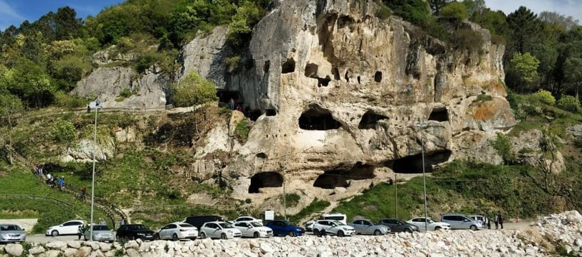 İstanbul İnceğiz Mağara Manastırları (17) - anaresim