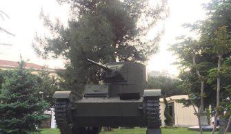Harbiye Askeri Müzesi