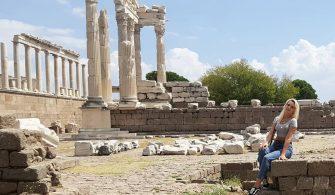 İzmir Akropolis Bergama Antik Kenti buetcobanoglu (4)