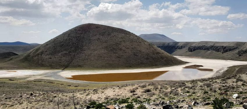 Konya Meke Krater Gölü (4)