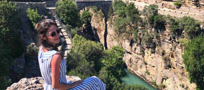Antalya Manavgat Köprülü Kanyon Milli Parkı suzan (2) - Kopya