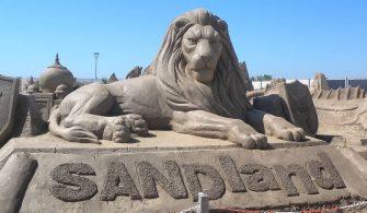 Antalya Sandland gezmekormekanlamak