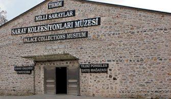 İstanbul Saray Koleksiyonları Müzesi
