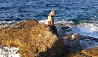 Meltem Ataman Foça Yelken Kayalıkları
