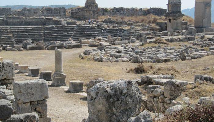 Antalya Simena Antik Kent