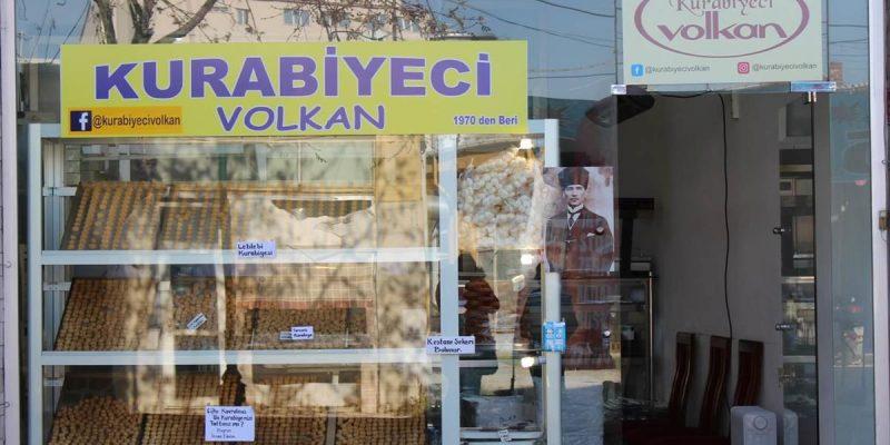 Eskişehir Kurabiyeci Volkan