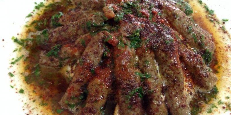 Konya Kabakçı Ali Tiritçi Yemek