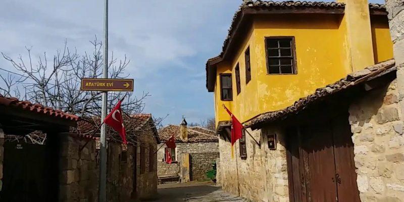 Çanakkale Bigali Atatürk Evi ve Müzesi